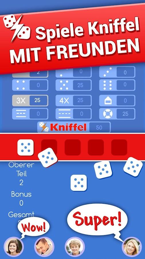Kniffel Online Mit Freunden