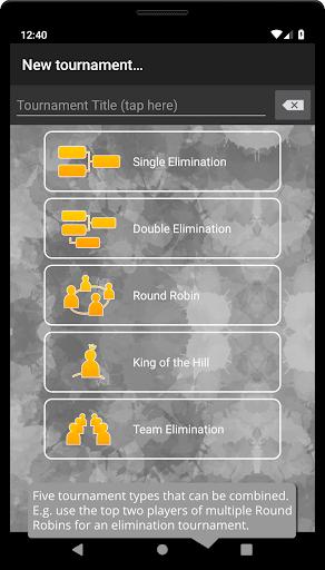 versus tournament (free) screenshot 2