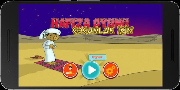 Islamic Memory Game - náhled