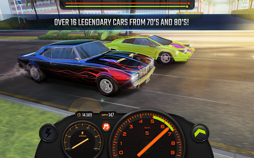 Racing Classics PRO: Drag Race and Real Speed screenshot 9