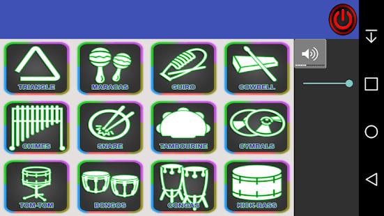 Bicí nástroj (Drums) - náhled