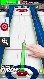 Curling 3D 1