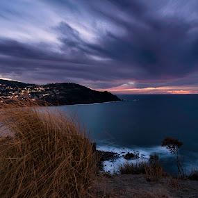 Epic Sunset - Tabarka, Tunisia by Souhayl Bk - Landscapes Sunsets & Sunrises