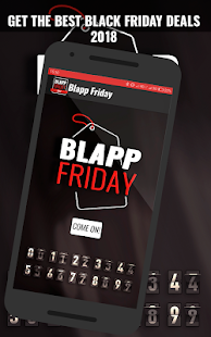 Blapp Friday - Black Friday Deals 2018 Screenshot