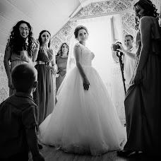 Wedding photographer Denis Andreev (fartovyi). Photo of 14.08.2017