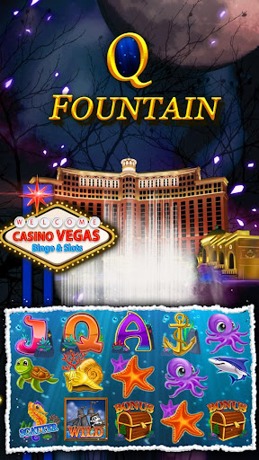 Casino Vegas: FREE Bingo Slots