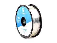 Clear MH Build Series TPU Flexible Filament - 3.00mm (1kg)