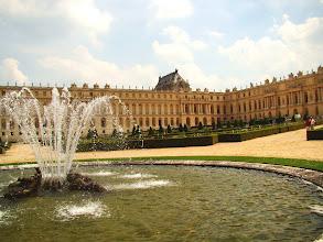 Photo: #008-La fontaine du Parterre Nord des jardins