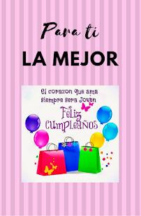 Feliz Cumpleaños Amiga - náhled