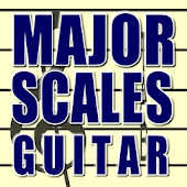 Guitar Major Scales