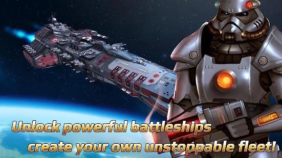Star Battleships - náhled