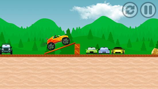 Super Hill Climb Racing - náhled