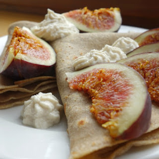 Simple Buckwheat Crepes