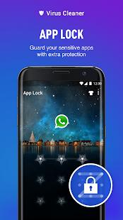 Virus Cleaner – TOP Antivirus, Booster & App Lock 4