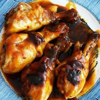 Instant Pot BBQ Chicken.