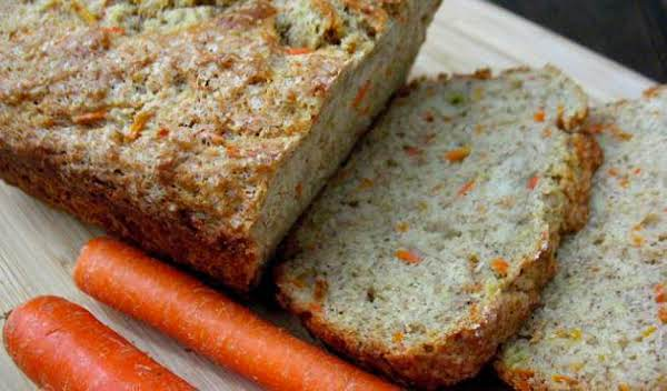 Rooibos Banana Carrot Bread (south Africa) Recipe