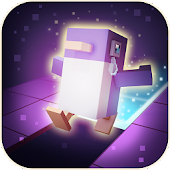Roll Cube: Block Frenzy Game