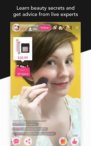 YouCam Shop - World's First AR Makeup Shopping App  screenshots 5
