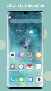 Cool EM Launcher - for EMUI launcher 2020 all 4.9