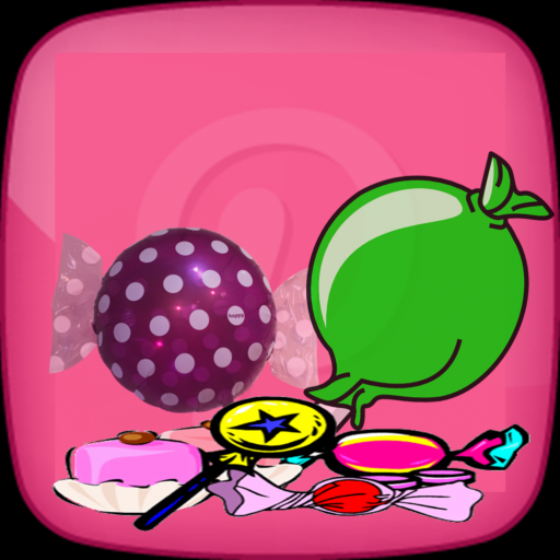 Candy blast mania for kids