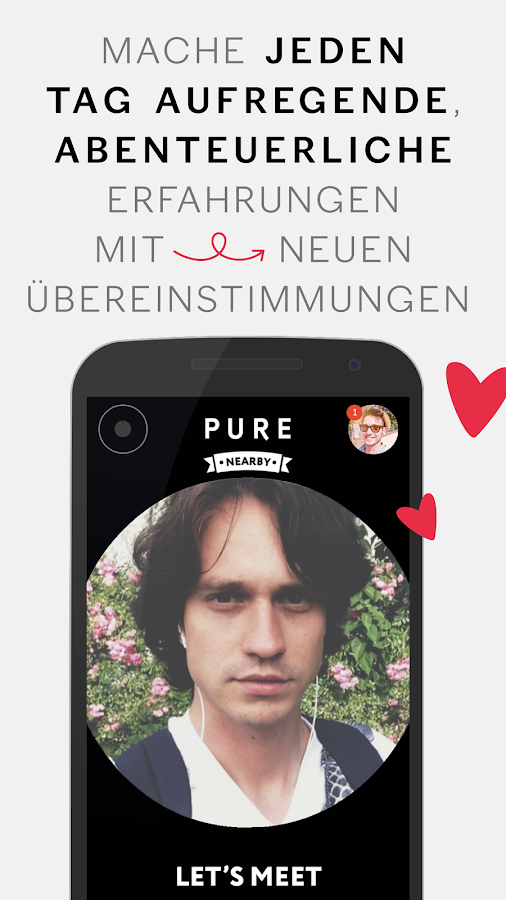 Pure online dating app