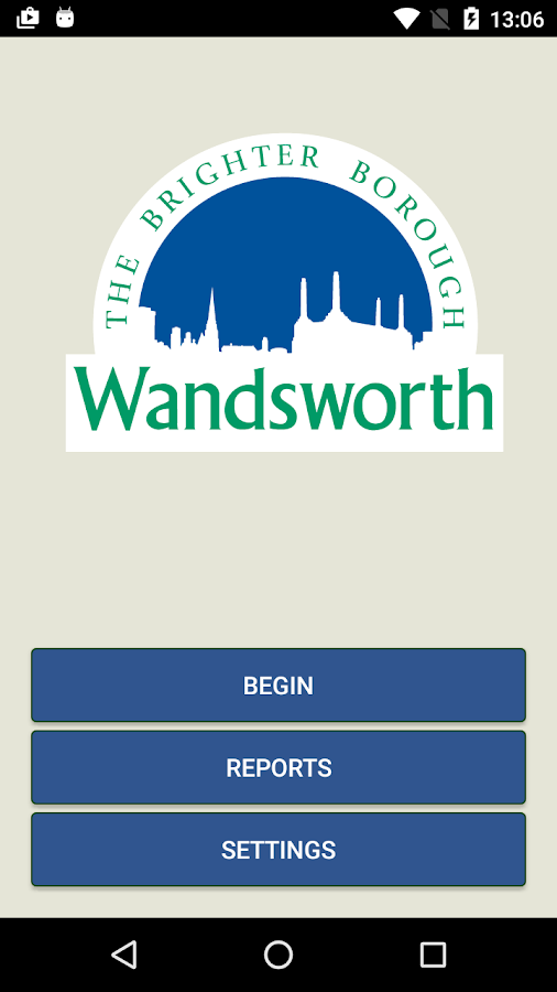 Wandsworth Report It- screenshot