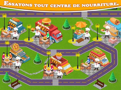Chef de restauration de rue - Jeu Cuisine virtuel  captures d'écran 1
