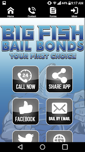 Big fish bail bonds apps on google play for Big fish bail bonds