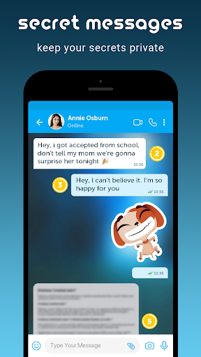 BiP – Messaging, Voice and Video Calling screenshot 4
