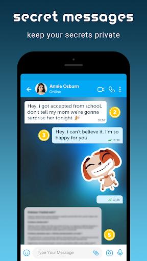 BiP u2013 Messaging, Voice and Video Calling 3.64.16 screenshots 5