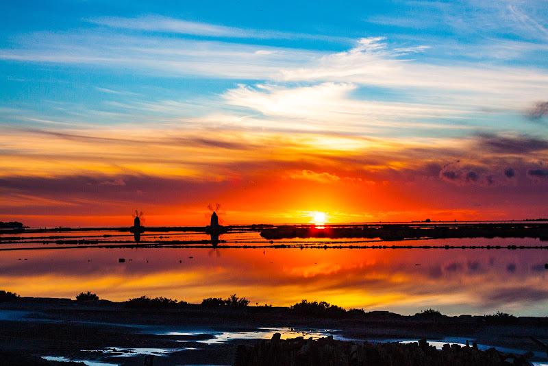 """""""Il tramonto perfetto"""" di giovix811"""