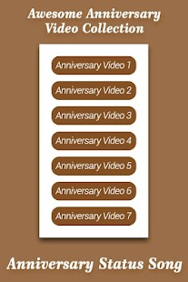 Anniversary Video song status : lyrical video song - náhled
