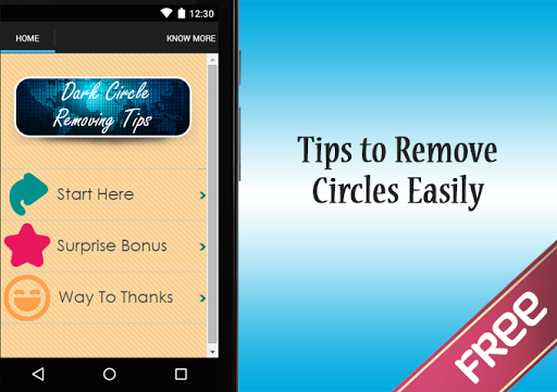 Dark Circle Removing Tips