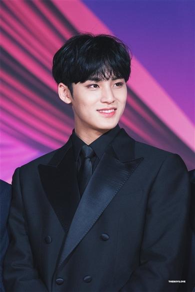 Mingyu Seventeen