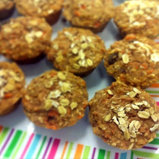 Gluten-Free & Dairy-Free Morning Glory Muffins Recipe