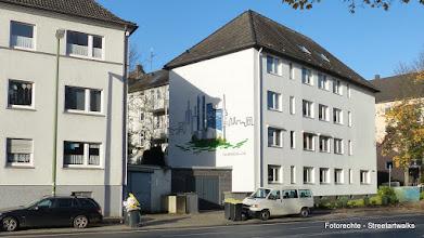 Photo: Farbwandel; Tim Schild x Jan Schoch; Wittenbergstraße / Walpurgisstraße