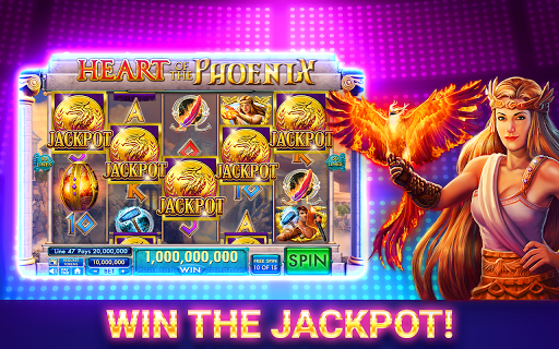GSN Casino: Play casino games- slots, poker, bingo 4.13.1 screenshots 4