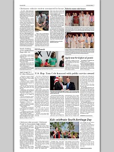 Chickasaw Times- screenshot thumbnail