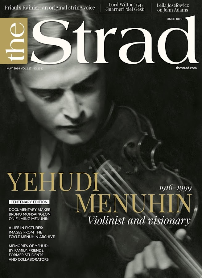 The Strad- screenshot
