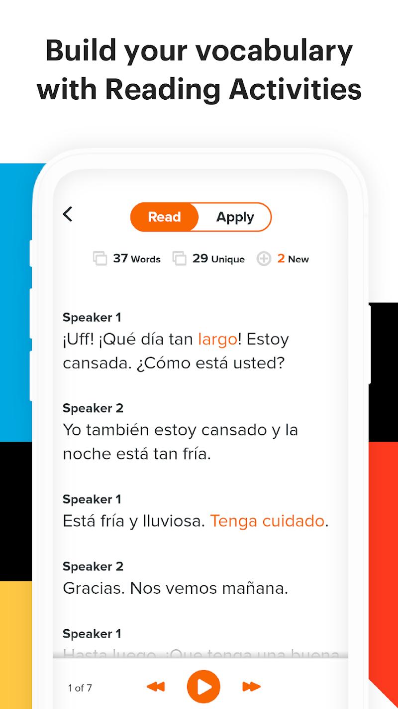 Mango Languages: Personalized Language Learning Screenshot 5