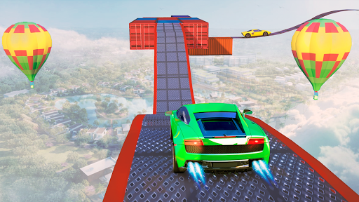 Ramp Car Stunt Racing : Impossible Track Racing 1.0.1 screenshots 1