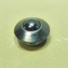 clamp fixing ball transfer unit