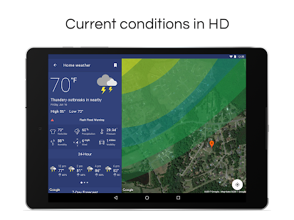 App NOAA Weather Radar Live & Alerts APK for Windows Phone
