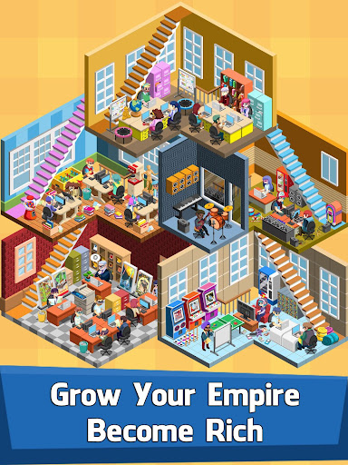 Video Game Tycoon - Idle Clicker & Tap Inc Game 1.21 screenshots 5