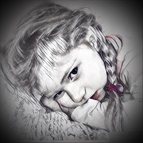 Princess Mena by Diane Beique-Jacques - Digital Art People