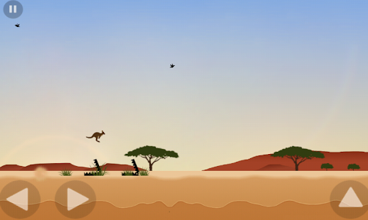 Outback Escape - the jumping game - náhled
