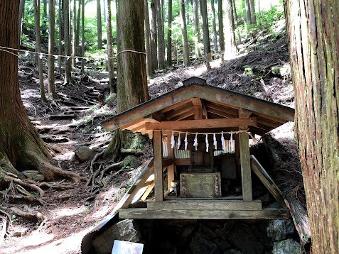 A little shrine