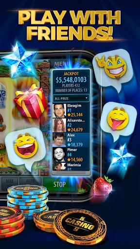 Vegas Slots & Casino: Slottist  screenshots 4