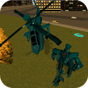 Robot Helicopter icon