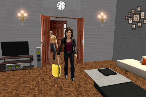 Virtual Waitress : Hotel Manager Simulator apktram screenshots 3